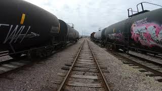 Train Yard FPV Freestyle