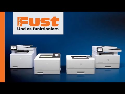 YouTube Color LaserJet Pro MFP M479dw