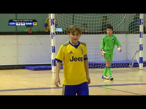 U11 Juventus 1 - 2 Sampdoria  Finale 3°/4° posto
