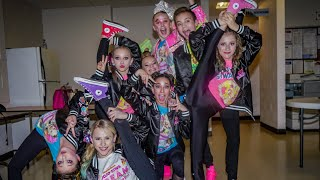 The DANCE MOMS cast PERFORMS at my Concert!!