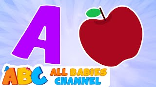 Phonics Song | ABC Songs For Children | Popular Nursery Rhymes