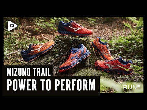 EXPLORE THE LATEST TRAIL RUNNING SHOES FROM MIZUNO