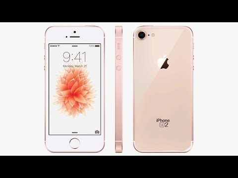video next generation iphone se 2 may have a glass back. Black Bedroom Furniture Sets. Home Design Ideas