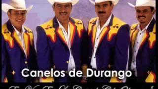 """Video thumbnail of """"El Traficante Y El Federal - Los Canelos De Durango"""""""