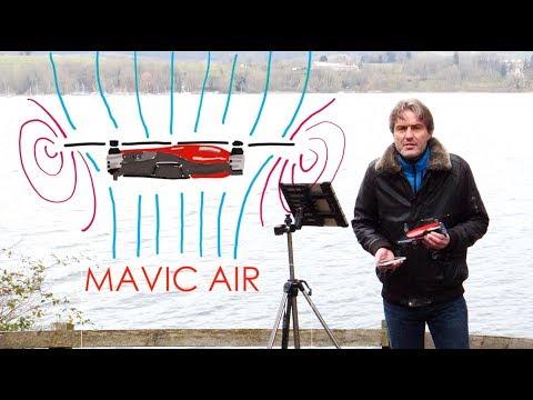 Faiblesses et forces du Mavic Air