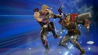 VideoImage1 Marvel vs. Capcom: Infinite