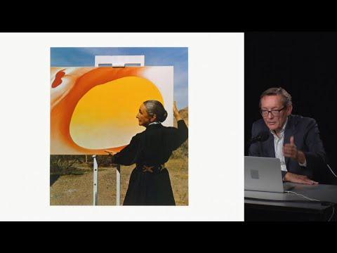 Les coulisses de l'exposition Georgia O'Keeffe - Conférence en direct Centre Pompidou