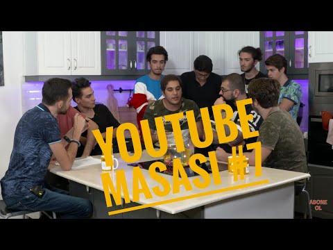 YOUTUBE MASASI #7 | EFSANE BÖLÜM! | BAŞAK ENES'İ STOLKLUYOR | GÜNEŞ YALNIZ DEĞİLDİR | JÖHREYN | BOKS