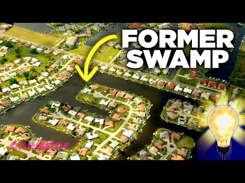 How a Swampy Island Went On to Become... Miami Beach