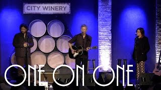 ONE ON ONE <b>Rodney Crowell</b> W/ Rosanne Cash & John Paul White March  30th 2017 City Winery New York