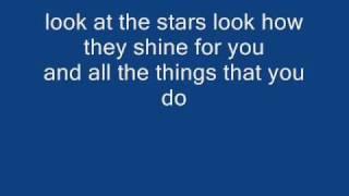 Yellow Lyrics