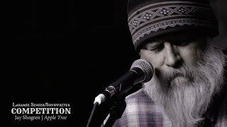 "Jay Shogren performs ""Apple Tree"": Laramie Singer Songwriter Competition"