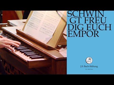 ארית הסופרן מקנטטה 36 של באך