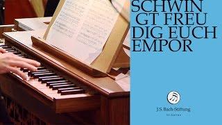 J.S. Bach - Cantata BWV 36 Schwingt freudig euch empor | 7 Aria (J. S. Bach Foundation)