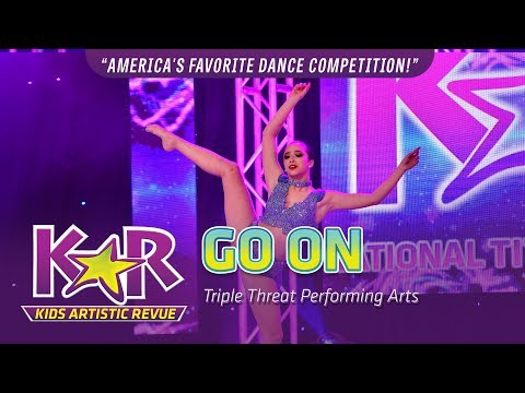 """Go On"" from Triple Threat Performing Arts"