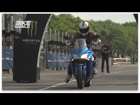 Suzuki GSX-S1000F Review (Bike World First Ride)