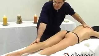 Massage - Maestro Pietro Corvino - Indonesian Style