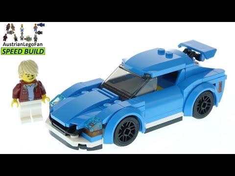 Vidéo LEGO City 60285 : La voiture de sport