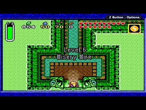 The Legend of Zelda A Link to the Past Walkthrough - Advance Part 18