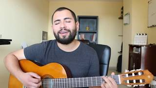 Redemption song Bob Marley/Quique Neira  (español) cover