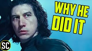 Rise of Skywalker - Kylo's Big Decision, Explained