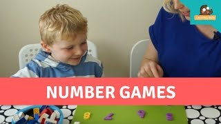 Lego Number Games - Counting Games - Counting Games For Kids