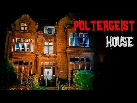 The Ouija Brothers Explore Terrifying Poltergeist House