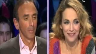 Clash Entre Zemmour Et Naulleau Et Claire Keim   On N'est Pas Couché