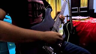 Maroon 5 - Shiver (Solo guitar cover)