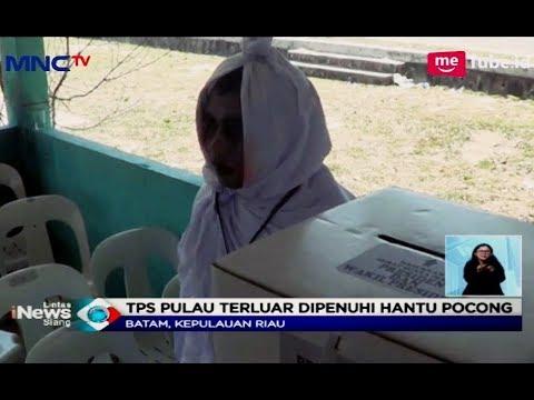 NGERI! TPS Pulau Terluar di Batam Dipenuhi Hantu hingga Pocong - LIS 18/04