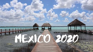 Travel Mexico 2020 Cinematic 4k | Trip to Mexico City from Cancun