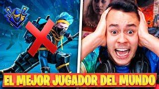 EL MEJOR JUGADOR DE FORTNITE (NO ES NINJA)