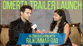 Interaction With Rajkummar Rao | Omerta Trailer Launch |