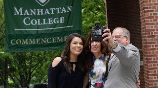 What it's like to send a child to Manhattan College?