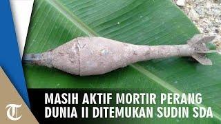Mortir Bekas Perang Dunia II Dievakuasi dari Pulau Untung Jawa