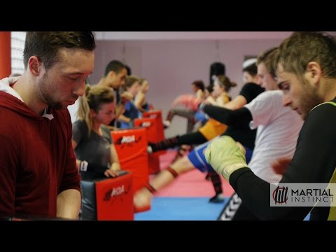 Martial Instinct   Kampfsport & Selbstverteidigung in Köln
