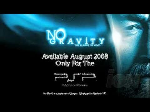 no gravity the plague of mind psp gameplay