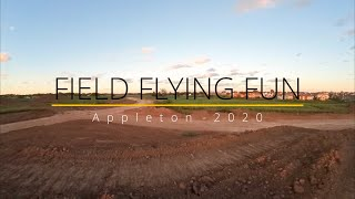 Field Flying FPV Fun