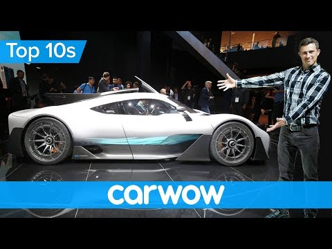Mercedes-AMG Project One - a genuine F1 car for the road | Top10s