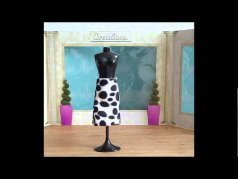 Crayola Catwalk Creations - Skirts Collection