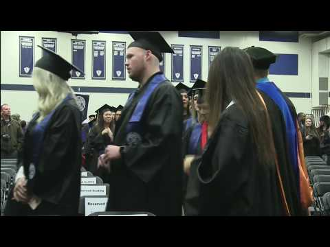 Fall Commencement 2017  #1