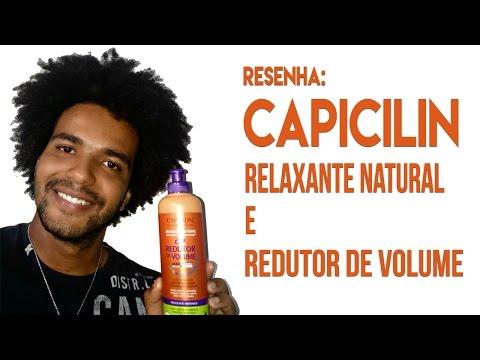 RESENHA: CAPICILIN RELAXANTE NATURAL E REDUTOR DE VOLUME