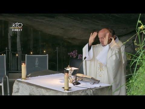 Messe de 10h à Lourdes du 18 septembre 2021
