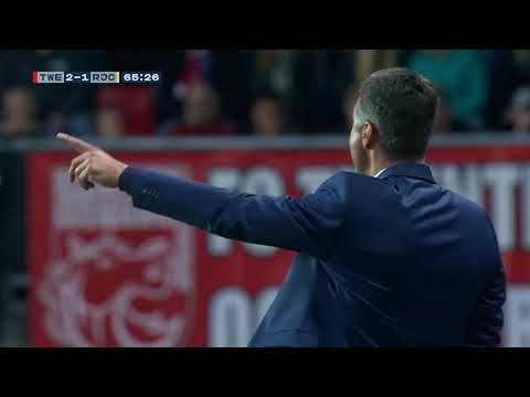 Samenvatting FC Twente - Roda JC (31-08-2018)