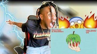 NO WAY!! MADMAN & GEMITAIZ   VELENO 7 |*LIVE REACTION*