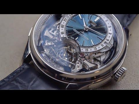 Jaeger-LeCoultre Master Grande Tradition Gyrotourbillon Westminster Perpétuel Watch | aBlogtoWatch