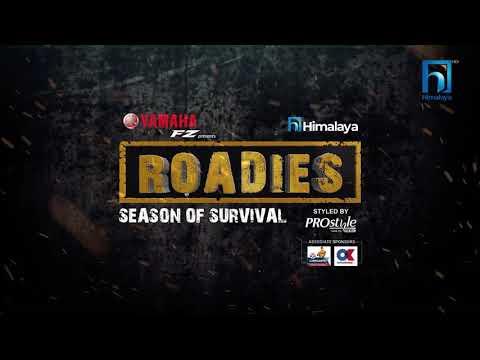 Join Anoop Bikram Shahi | Team Red Promo | Himalaya Roadies S4