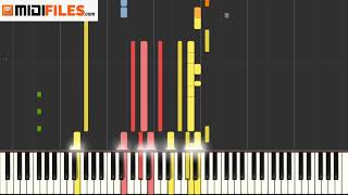 🎼 Vielleicht   Gestört Aber Geil Feat. Adel Tawil (PRO. KARAOKE MIDI FILE)