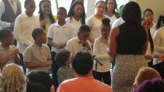Hang On - GEI (UFWC Youth Choir) - United Fellowship WC