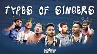 Types of Singers   Gurunathaa